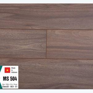 Sàn gỗ Morser MS 504-12