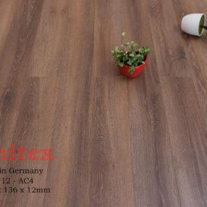 Sàn gỗ công nghiệp Hornitex 555-12 sang trọng đẳng cấp