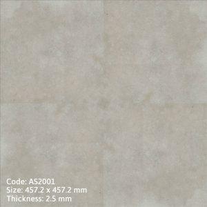 Sàn nhựa giả đá AS2001