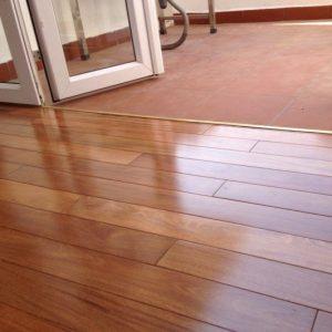 Sàn gỗ Căm Xe tự nhiên 750mm