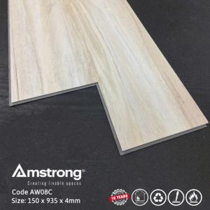 Sàn nhựa hèm khóa Amstrong AW08C