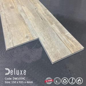 Sàn nhựa hèm khóa Deluxe Tile DW1059C