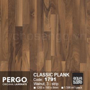 Sàn gỗ Công Nghiệp Pergo 01791 Cao Cấp Chính Hãng