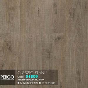 Sàn gỗ Bỉ Pergo Classic 01809