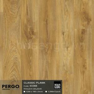 Sàn gỗ Bỉ Pergo Classic 03366