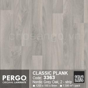 Sàn gỗ Cao cấp Pergo Classic 3363