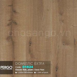 Sàn gỗ Bỉ Pergo Domestic Extra 01824