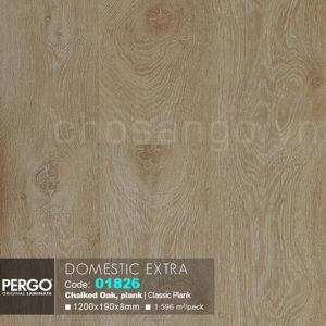 Sàn gỗ Bỉ Pergo Domestic Extra 01826