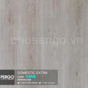 Sàn gỗ Công nghiệp Pergo Domestic Extra 1459 Chịu nước