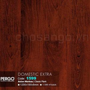 Sàn gỗ Bỉ Cao Cấp Pergo Domestic Extra 1599