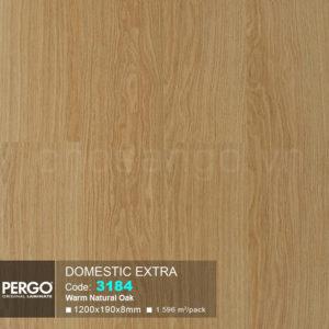 Sàn gỗ Bỉ Pergo Domestic Extra 3184
