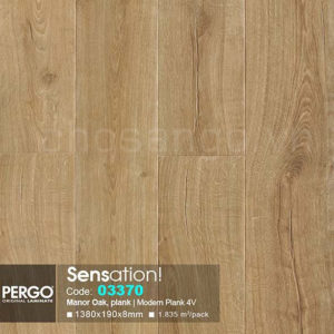 Sàn gỗ Công nghiệp Sensation 03370 nhập khẩu từ Bỉ