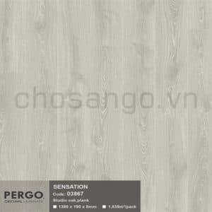 Sàn gỗ Bỉ Pergo Sensation 03867
