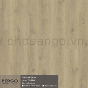 Sàn gỗ Cao cấp Pergo Sensation 03868