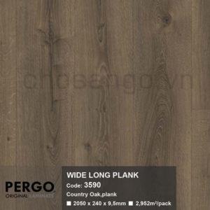 Sàn gỗ Cao cấp Pergo Wide Long 3590