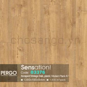 Sàn gỗ Công nghiệp Pergo Sensation 03376