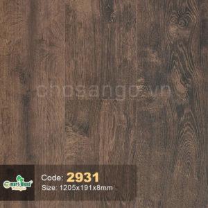 Sàn gỗ Chính hãng SmartWood 2931