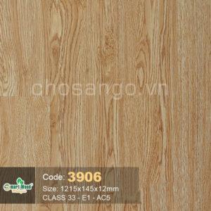 Sàn gỗ Chính hãng SmartWood 3906