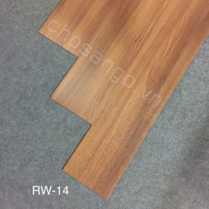 Sàn nhựa giả gỗ Rose Rosa RW 14