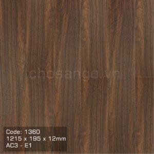 Sàn gỗ cao cấp Kronospan nhập khẩu từ Thụy Sĩ