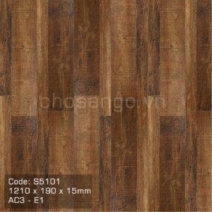 Sàn gỗ Kronospan S5101 dày 15mm chất lượng