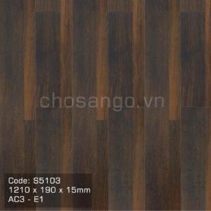 Sàn gỗ cao cấp Kronospan S5103 dày 15mm
