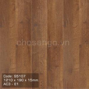 Sàn gỗ Kronospan S5107 chống chịu nước