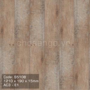 Sàn gỗ Kronospan S5108 chất lượng