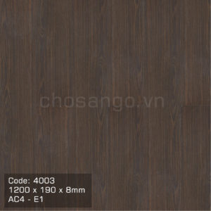 Sàn gỗ An Cường 4003 dày 8mm chống chịu nước