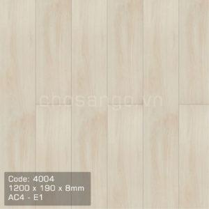 Sàn gỗ An Cường 4004 chống chịu nước
