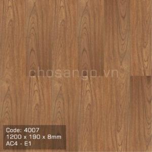 Sàn gỗ An Cường 4007 đẹp tinh tế
