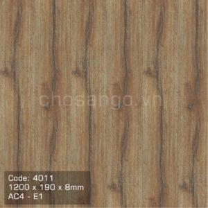 Sàn gỗ An Cường 4011 chống chịu nước