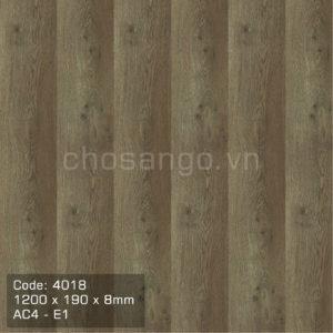Sàn gỗ An Cường 4018 đẹp tinh tế