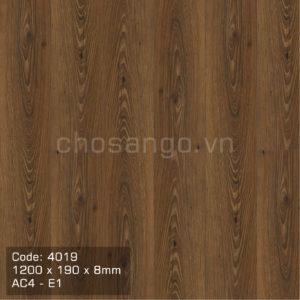 Sàn gỗ An Cường 4019 chất lượng