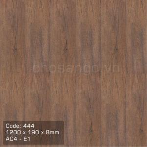 Sàn gỗ giá rẻ An Cường 444 dày 8mm