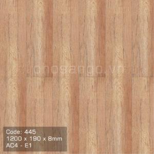 Sàn gỗ 8mm An Cường 445 giá rẻ