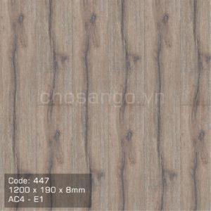 Sàn gỗ An Cường 447 dày 8mm