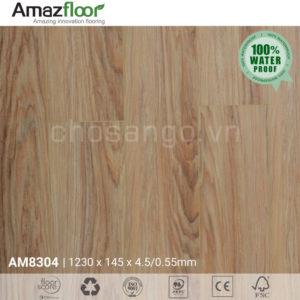 Sàn nhựa Amazfloor AM8304 SPC chống chịu nước