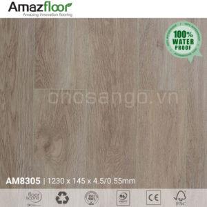Sàn nhựa Amazfloor AM8305 SPC chịu nước hoàn toàn