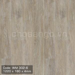Sàn nhựa Winmax WM302-6 siêu chịu nước
