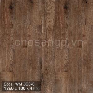 Sàn nhựa Winmax WM303-8 giá rẻ