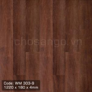 Sàn nhựa Winmax WM303-9 hèm khóa giá rẻ
