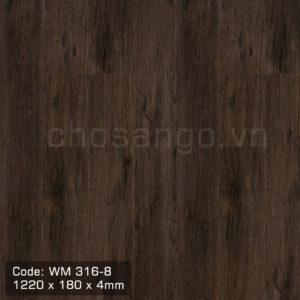 Sàn nhựa Winmax WM316-8 giá rẻ