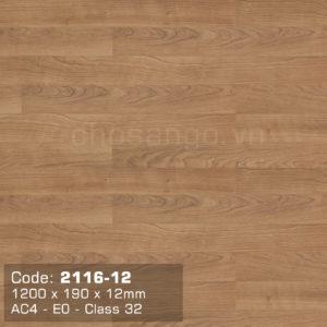 Sàn gỗ cao cấp Dongwha 2116-12 dày 12mm
