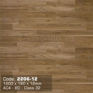Sàn gỗ cao cấp Dongwha 2206-12 dày 12mm