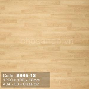 Sàn gỗ Hàn Quốc Dongwha 2965-12 dày 12mm