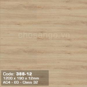 Sàn gỗ cao cấp Dongwha 388-12 dày 12mm