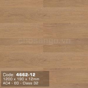 Sàn gỗ cao cấp Dongwha 4662-12 dày 12mm siêu chịu lực