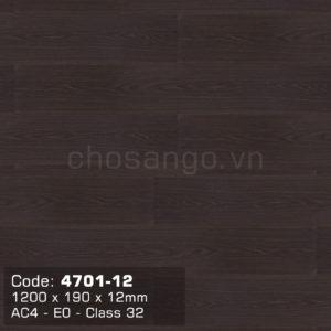 Sàn gỗ cao cấp Dongwha 4701-12 dày 12mm