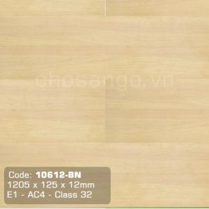 Sàn gỗ chính hãng Thaixin 10612-BN 12mm